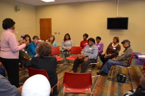 Women of Grace meeting